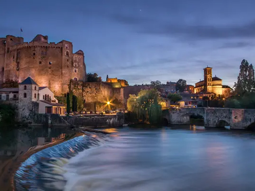 clisson, ambiance italienne